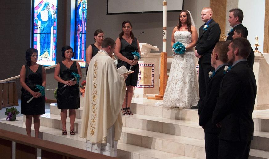Spirit Of Life Roman Catholic Church Marriage