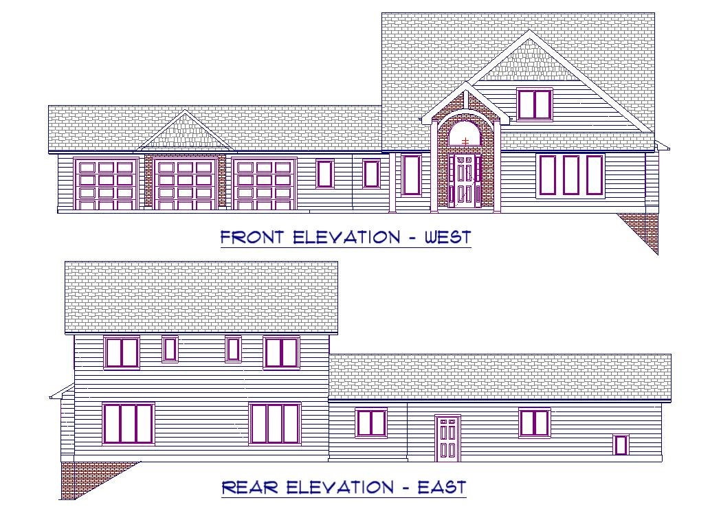 Rectory Elevations